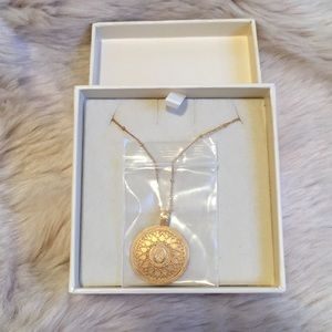 Satya Gold Necklace
